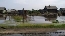 ОНФ попросил прокуратуру проверить оказание помощи пострадавшим после паводка вПриангарье