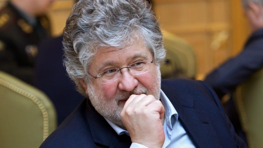 Впартии «Слуга народа» отреагировали назаявления Коломойского