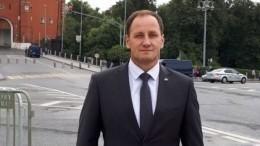 Глава района под Псковом, оскорбивший полицейского, объяснил случившееся «возбужденным состоянием»
