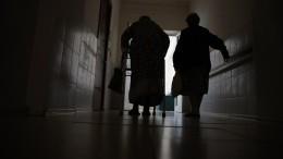 Пациентов челябинского дома престарелых экстренно вывезли из-за плохого ухода