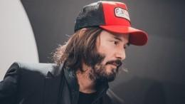 Киану Ривз засветился втрейлере новой полнометражки оГубке Бобе