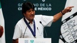 Экс-президент Боливии Моралес заявил, что готов вернуться народину