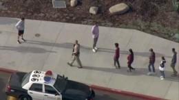Полиция Лос-Анджелеса задержала открывшего стрельбу вшколе