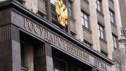 Думская комиссия выявила иностранное вмешательство в17 регионах России