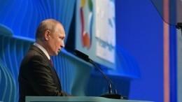Путин назвал БРИКС фактором стабильности вмировой политике иэкономике