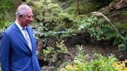 Принца Чарльза поздравили сднем рождения, показав его детское фото вплатье