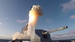 Российские «Калибры» вЧерном море обеспокоили украинского адмирала