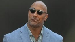 «Шутники» распространили слух осмерти Дуэйна «Скалы» Джонсона