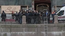 Соколов показал, как топил рюкзак сотрубленными конечностями убитой студентки
