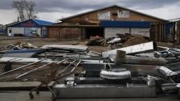 Видео: подтопленцы Иркутской области продолжают жить вжутких условиях