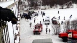 Видео сместа смертельного ДТП савтобусом вЗабайкальском крае