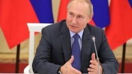 Песков рассказал оформате общения Путина иЗеленского вПариже