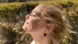 «Естественная!» Ирина Пегова показала, как отдыхнула вКрыму без макияжа