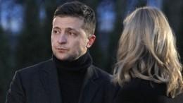 Украинские радикалы пригрозили Владимиру Зеленскому новым Майданом