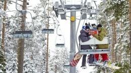Горнолыжный курорт «Игора» открыл новый сезон
