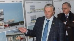Главный архитектор Эрмитажа Валерий Лукин скончался вПетербурге