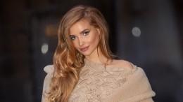 «Богиня»: Котова сразила платьем сглубоким декольте исексуальным разрезом