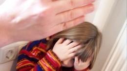 Житель Подмосковья жестоко избил четырнадцатилетнюю дочь