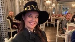 Оксана Федорова вместе сдетьми поздравила супруга сднем рождения