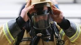 Пожар произошел наТроицкой ГРЭС вЧелябинской области