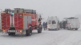 Неменее двух человек пострадало вДТП савтобусом под Белгородом