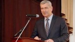 Задержан объявленный врозыск бывший министр финансов Ингушетии