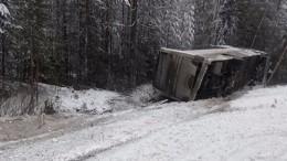 14 украинцев пострадали вДТП савтобусом вВоронежской области— фото