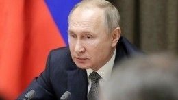 Путин подписал закон офедеральном бюджете на2020 год