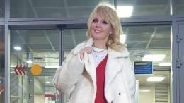 Валерия призналась, что больше любит себя 50-летнюю