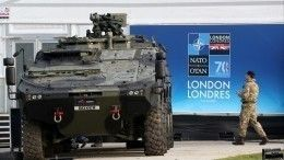 Саммит НАТО стартовал вЛондоне. Впервый день много говорили оРоссии
