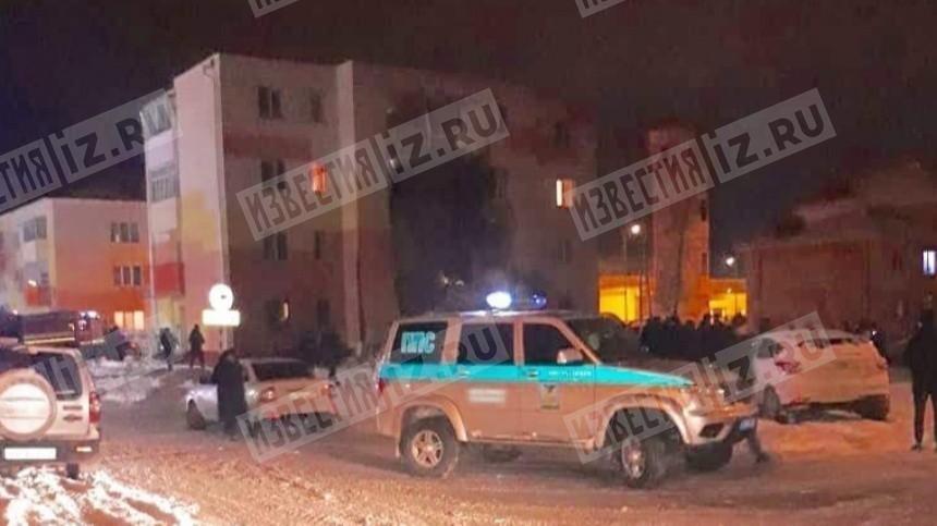 После обрушения стены жилого дома под Белгородом могут быть погибшие