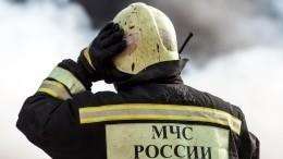 Шокирующие кадры обрушения балкона после хлопка газа вдоме под Белгородом