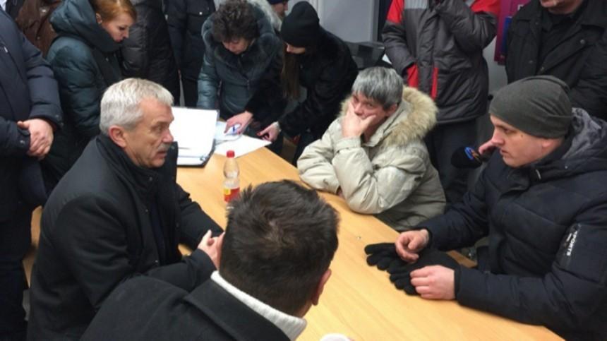 Глава Белгородской области пообещал выплатить каждому жильцу разрушенного дома по30 тысяч
