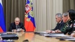 Владимир Путин заявил, что Россия выступает против милитаризации космоса