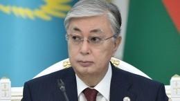 МИД Украины пригрозил Казахстану демаршем заслова Токаева оКрыме