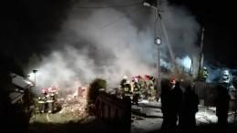 Взрыв газа произошел вжилом доме нагорнолыжном курорте вПольше