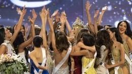 «Доипосле»: конкурсантки «Мисс Вселенной» показали себя без макияжа