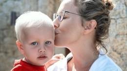 Ксения Собчак рассказала, почему сменила имя сыну