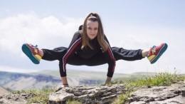 Упавшая свысоты гимнастка Евгения Асонова рассказала, что сней произошло