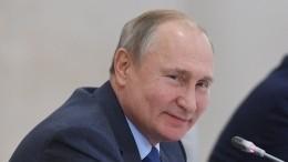 Путин исполнит желание ребенка наСтаврополье