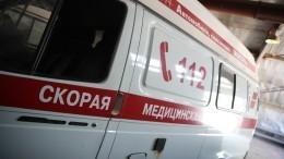 Два человека, втом числе ребенок, погибли вДТП натрассе под Москвой