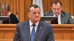 Задержан экс-замминистра транспорта Подмосковья Алексей Валов