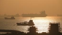 ВСингапуре российское судно с12 моряками арестовали из-за долгов