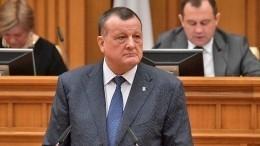 Экс-замминистру Подмосковья Валову предъявлено обвинение вполучении взятки