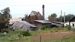 Новый год вбараках встретят десятки иркутских семей после летнего паводка