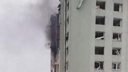 Число погибших при взрыве газа в13-этажной высотке вСловакии возросло допяти