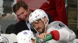 Хоккеист Александр Овечкин сказал, когда завершит карьеру