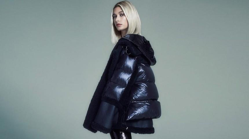 Как выглядеть модно впуховике? Болдуин, Бородина иРешетова показали это