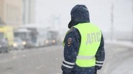 Появилось видео перестрелки ссотрудниками ГИБДД вРостовской области