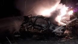 Двое человек погибли вогненном ДТП вСургутском районе ХМАО